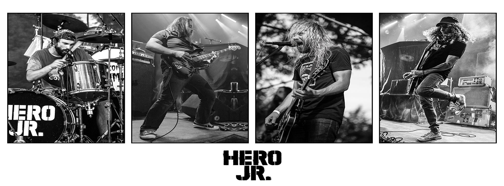 Hero Jr band members