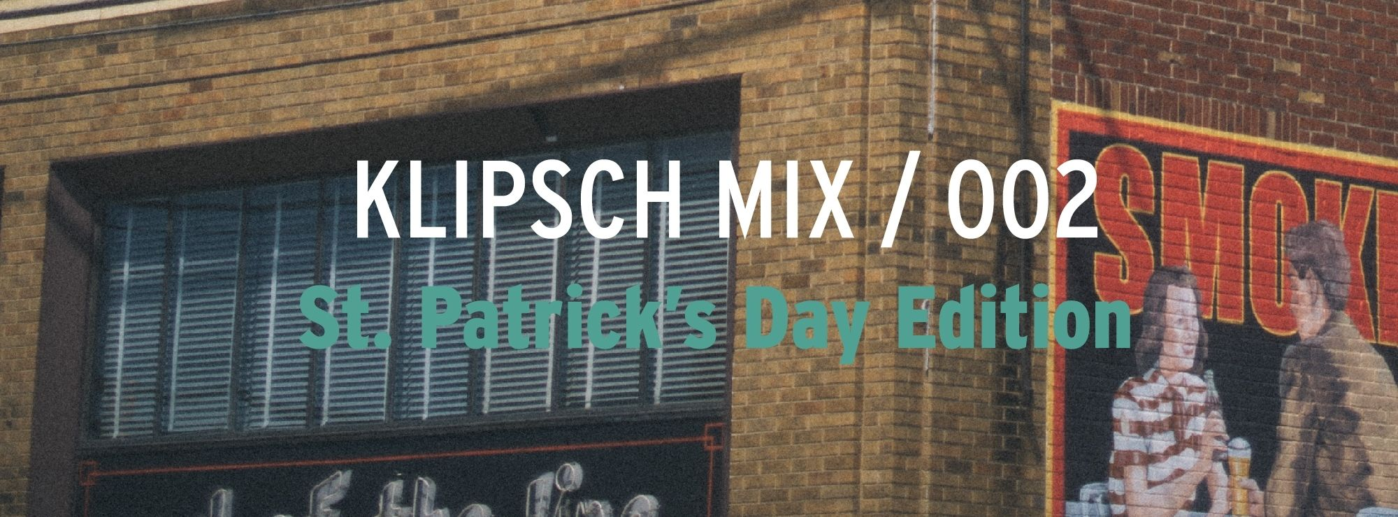 Klipsch St Patty's Day Edition