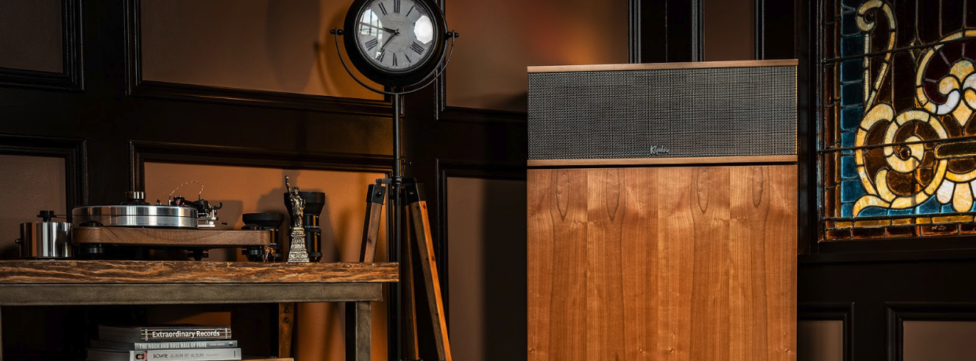 Klipsch Down-Low: Horn Speakers