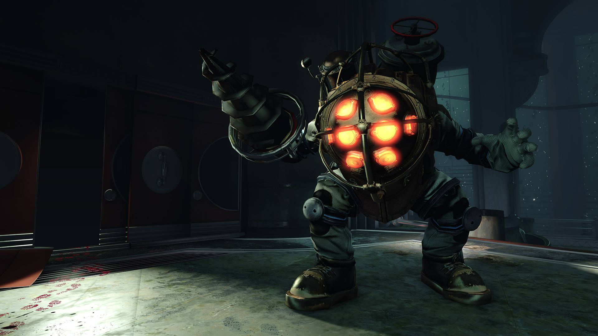 Big Daddy from Bioshock - another reason why it's in our top games with killer sound - The Klipsch Joint