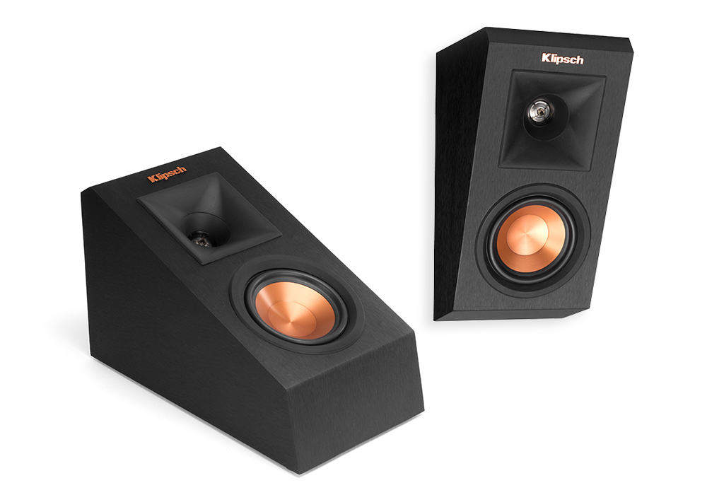 The Klipsch Dolby Atmos RP-140SA Elevation Channel Speaker