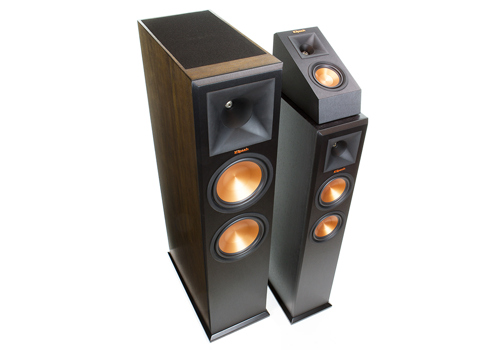 Klipsch Dolby Atmos new speakers for home theater