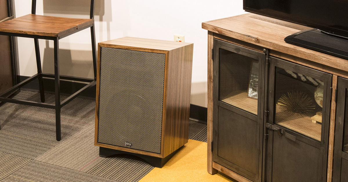 Klipsch Heresy 70th Facebook