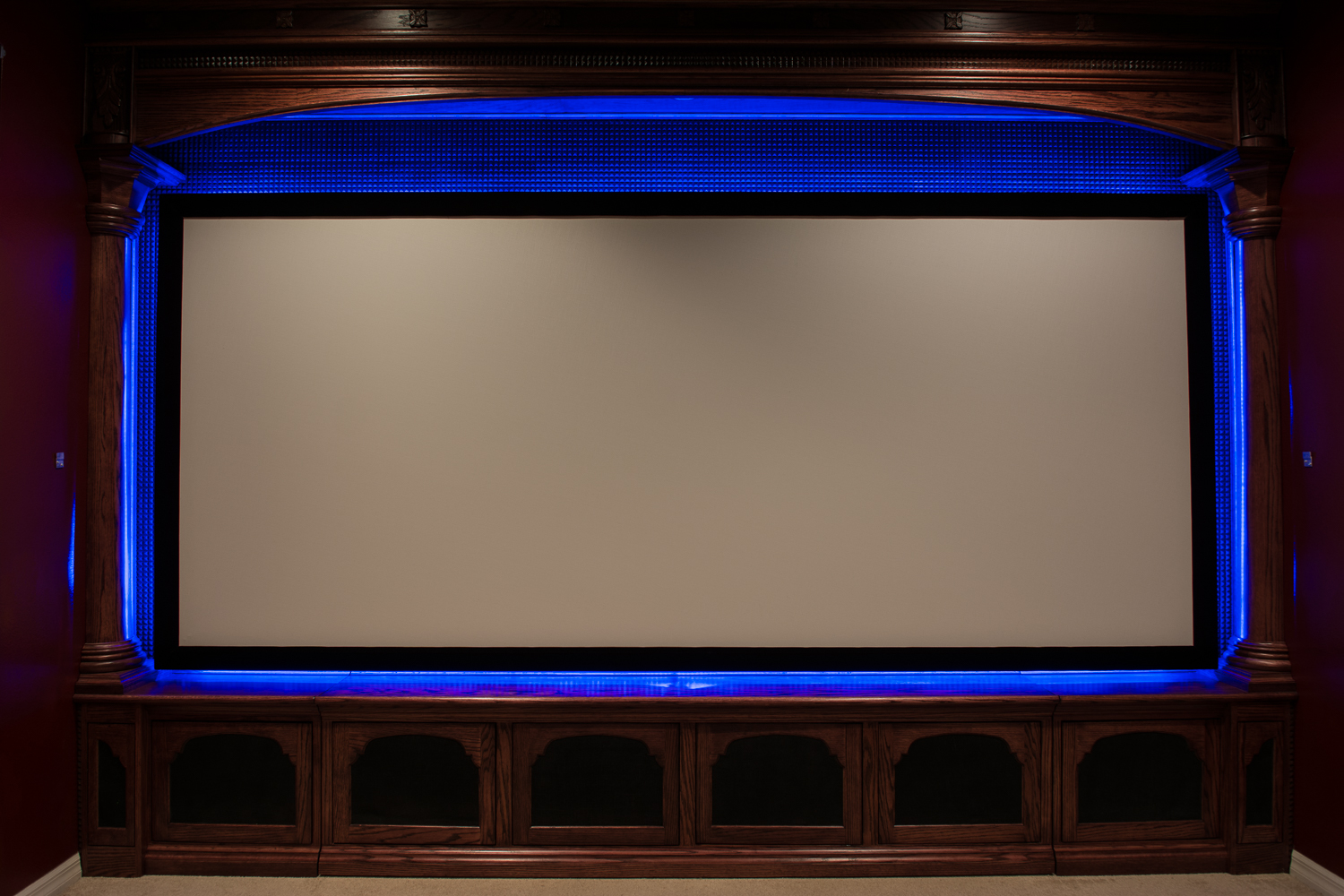 Michael Stevens La Scala Home Theater Build 1