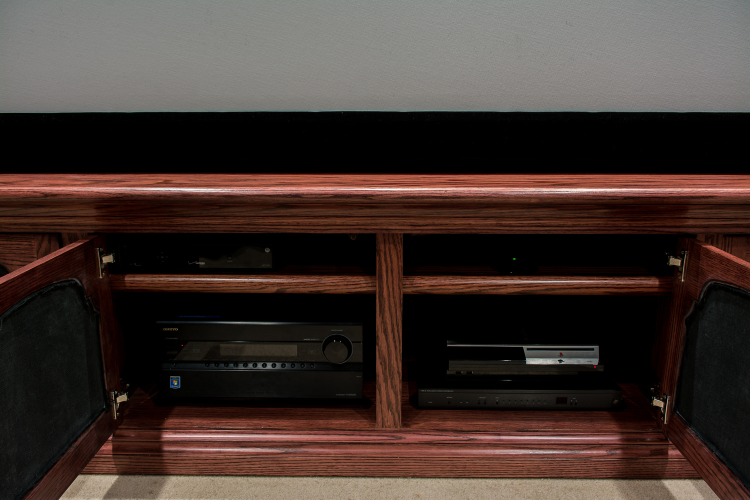 Michael Stevens La Scala Home Theater Build 21