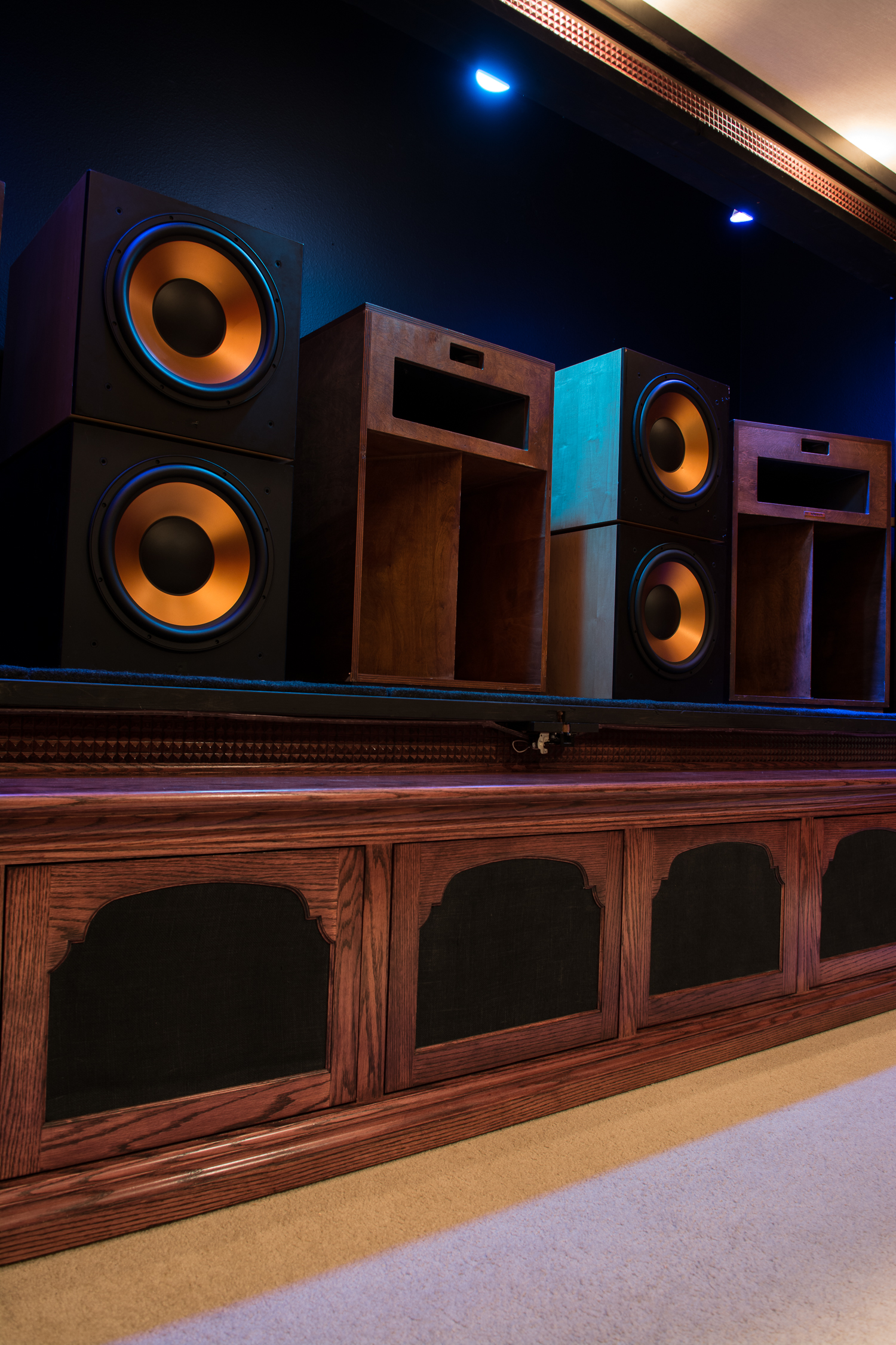 Michael Stevens La Scala Home Theater Build 3