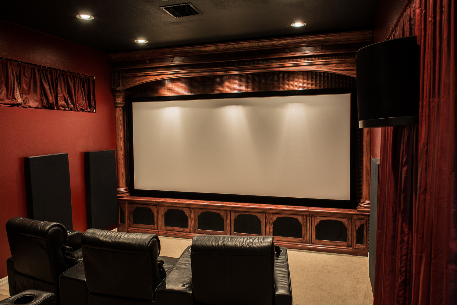 Michael Stevens La Scala Home Theater Build 4