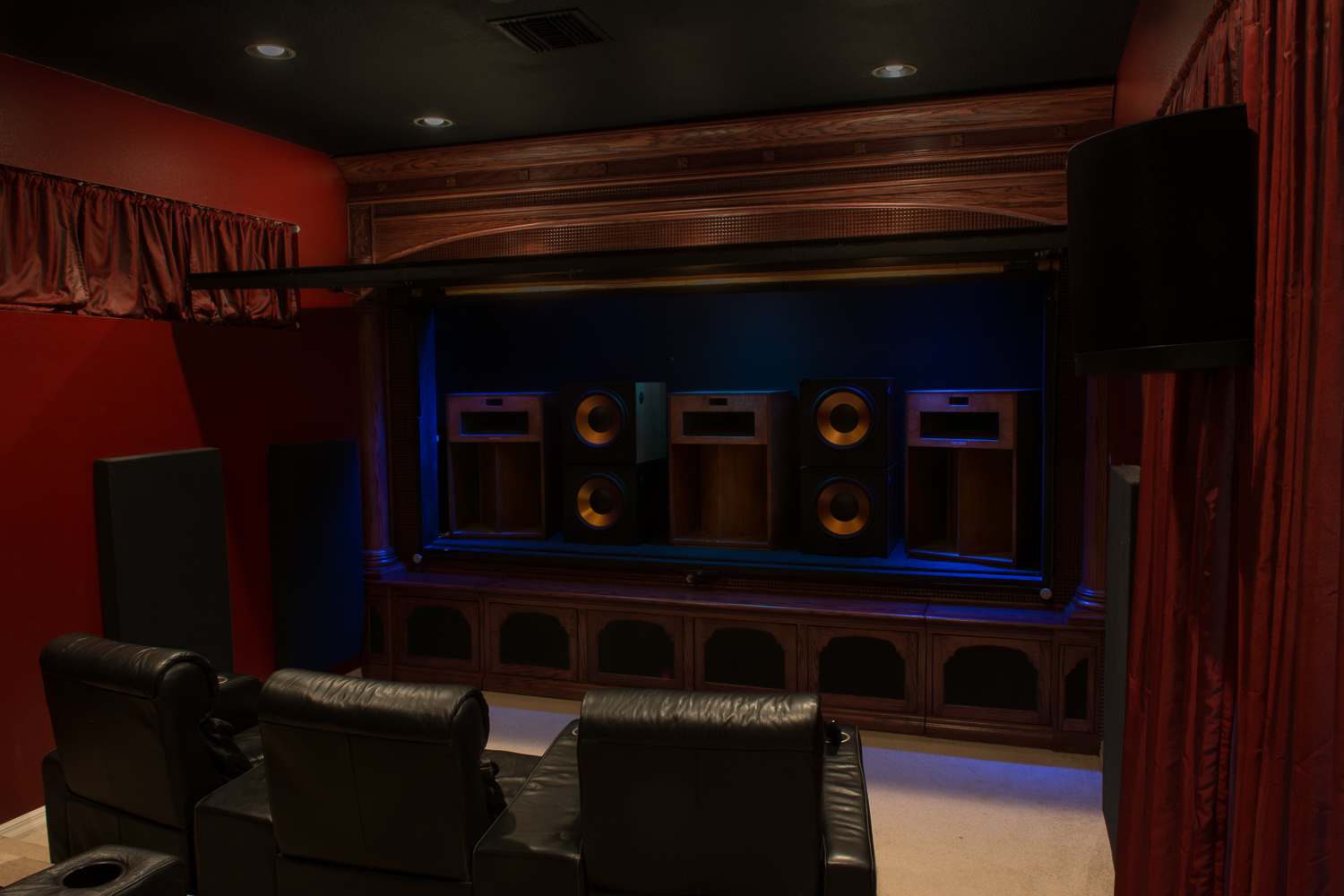 Michael Stevens La Scala Home Theater Build 5