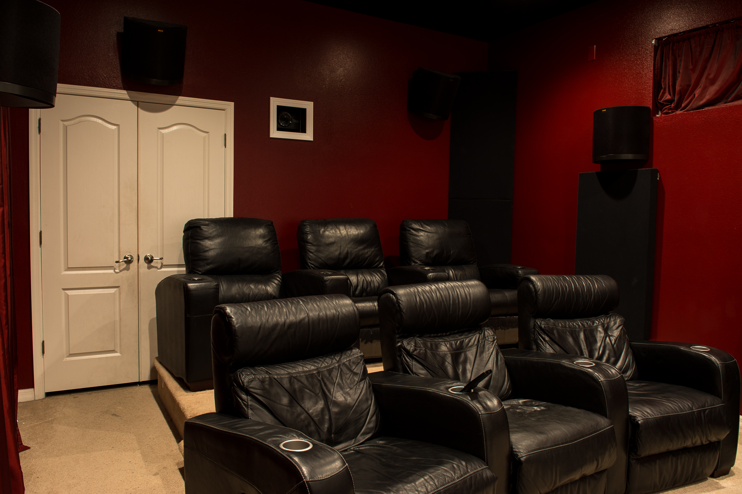 Michael Stevens La Scala Home Theater Build 6