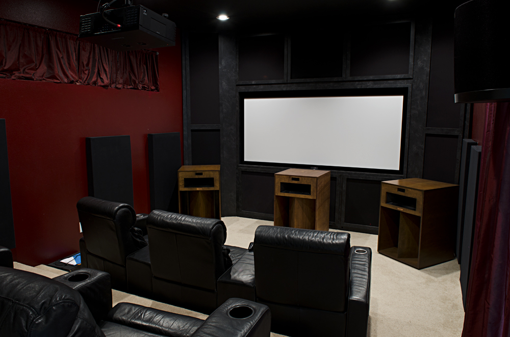 Michael Stevens La Scala Home Theater Build 7