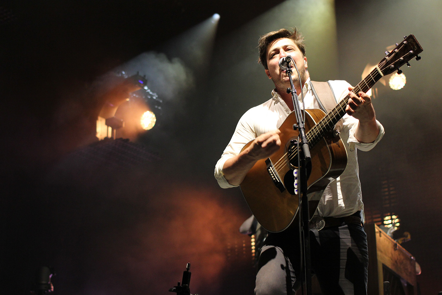 Mumford & Sons at Klipsch Music Center