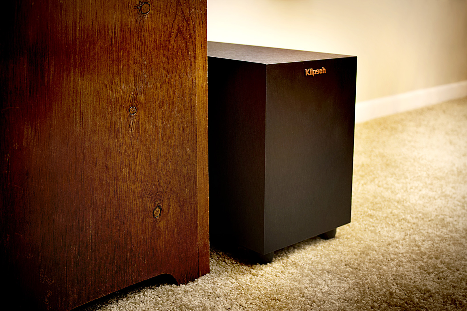 Klipsch Reference R-4B Wireless Subwoofer