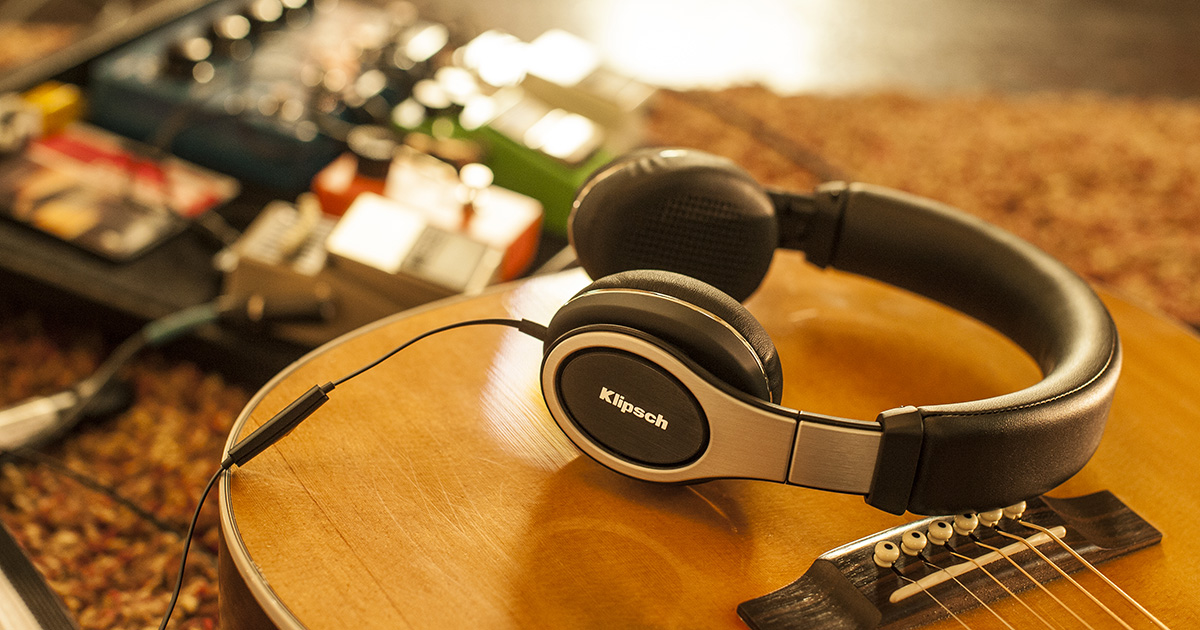 Klipsch Reference On-Ear Headphone
