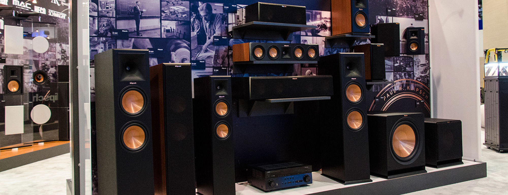 Klipsch wireless speaker series