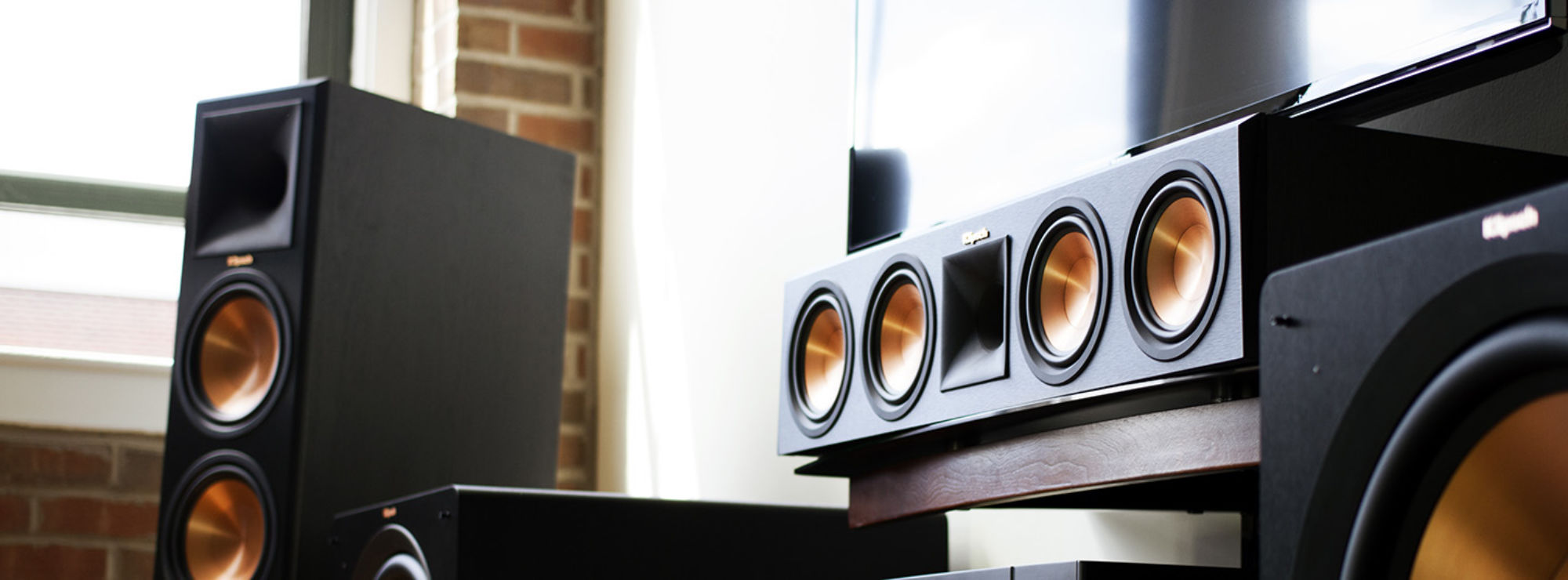 Reference Premiere home theater system