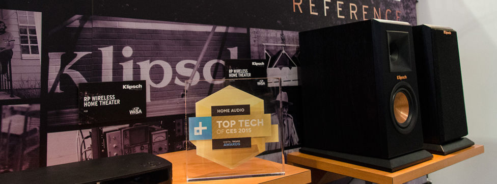 Klipsch at CES 2015: Day 4
