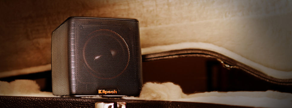 Five Cool Things About the Klipsch Groove Portable Speaker