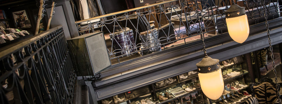 Klipsch Install Stories: John Varvatos
