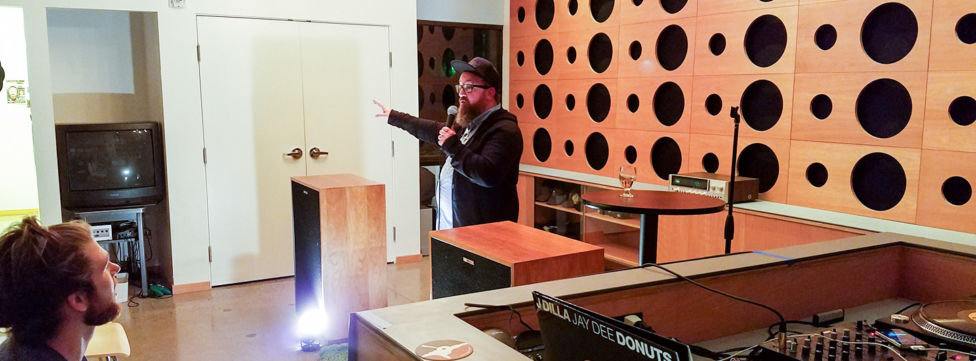 Klipsch Cornwall Speakers at Hi-Fi Brewing