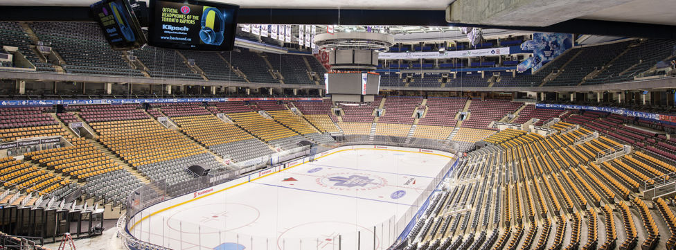 Klipsch Install Stories: Air Canada Centre