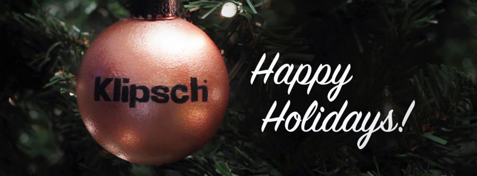 Klipsch Holiday Gift Guide 2015