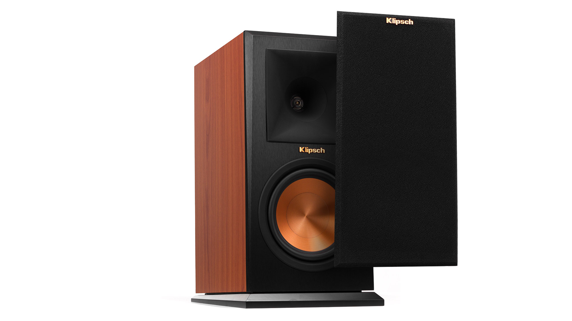 ii ash black rb at rgbtcspd front p crutchfield com o reference klipsch bookshelf iseo speakers