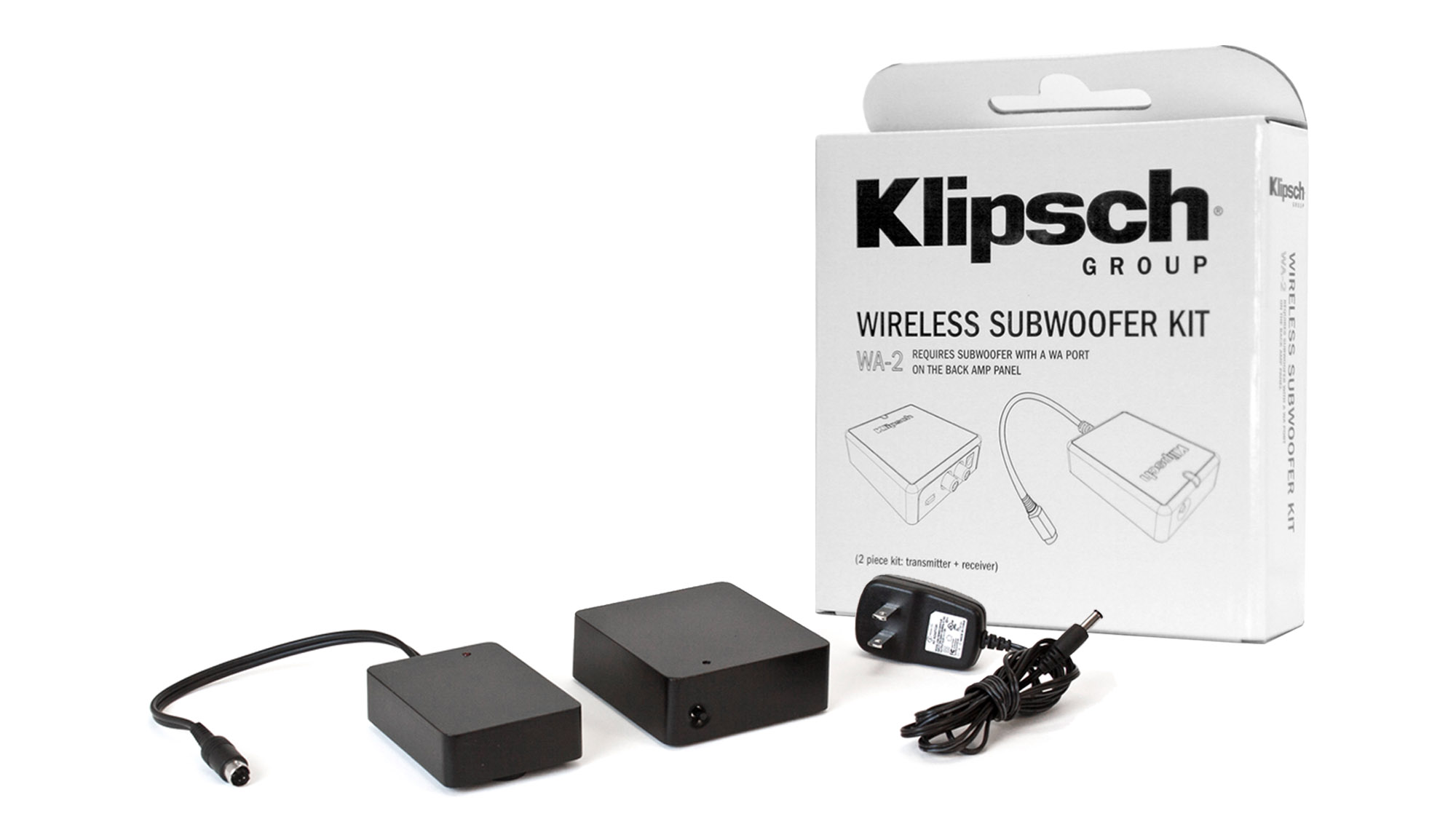 Klipsch  Reference  Subwoofers  Wa 2  Kit 2