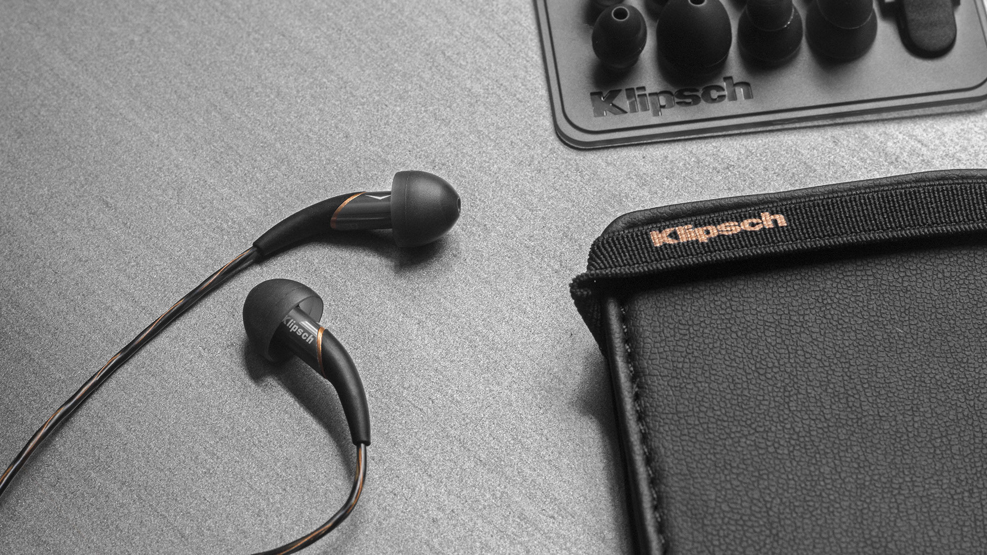Klipsch  Reference  X12i  Ear  Tips