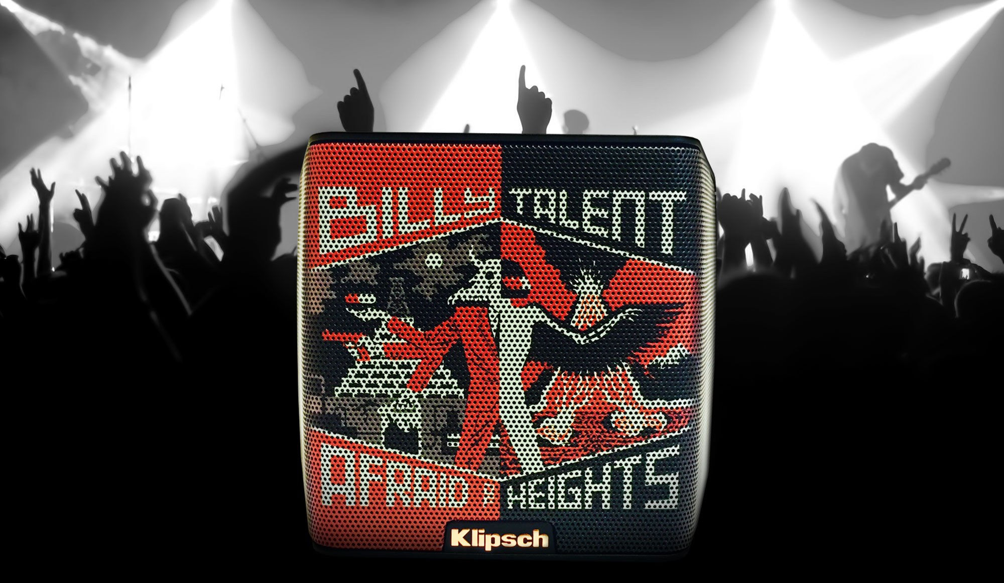 Klipsch Billy Talent Groove