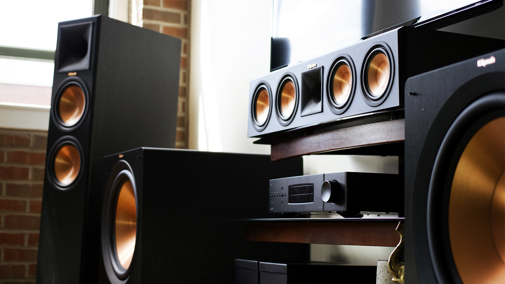 High Quality Klipsch Home Theater Systems