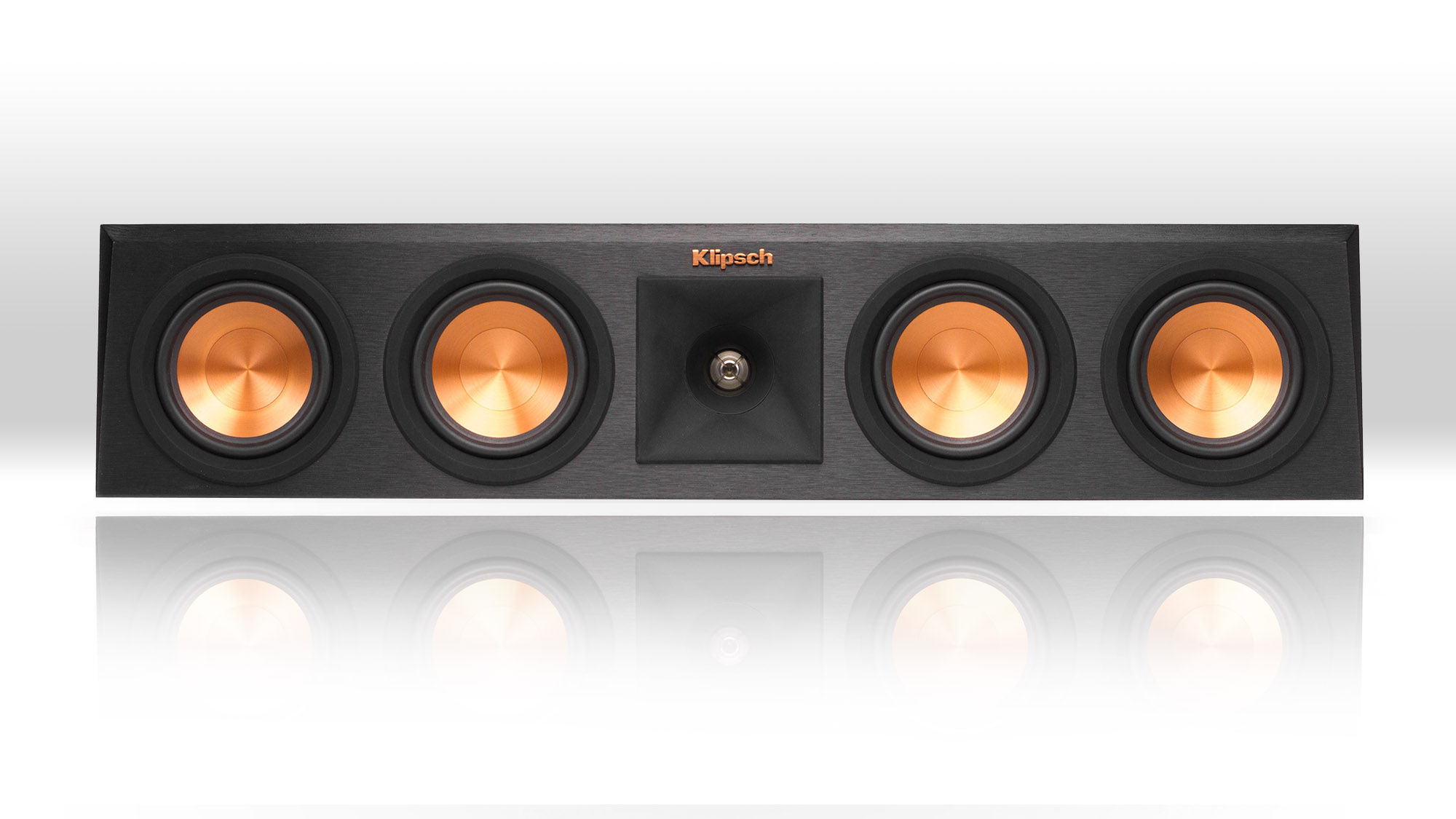 Klipsch  Reference  Premiere  Center  Channel  Speakers  Reflection