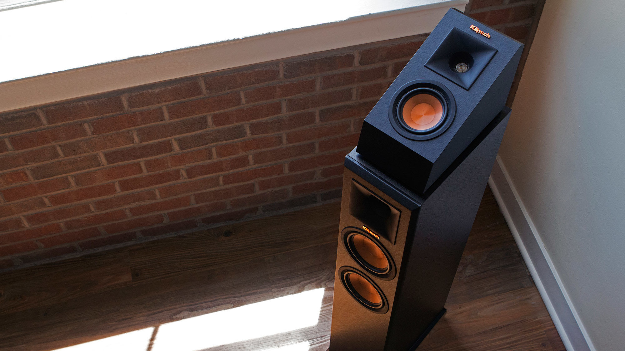 Klipsch  Reference  Premiere  Floorstanding  Speakers  Atmos