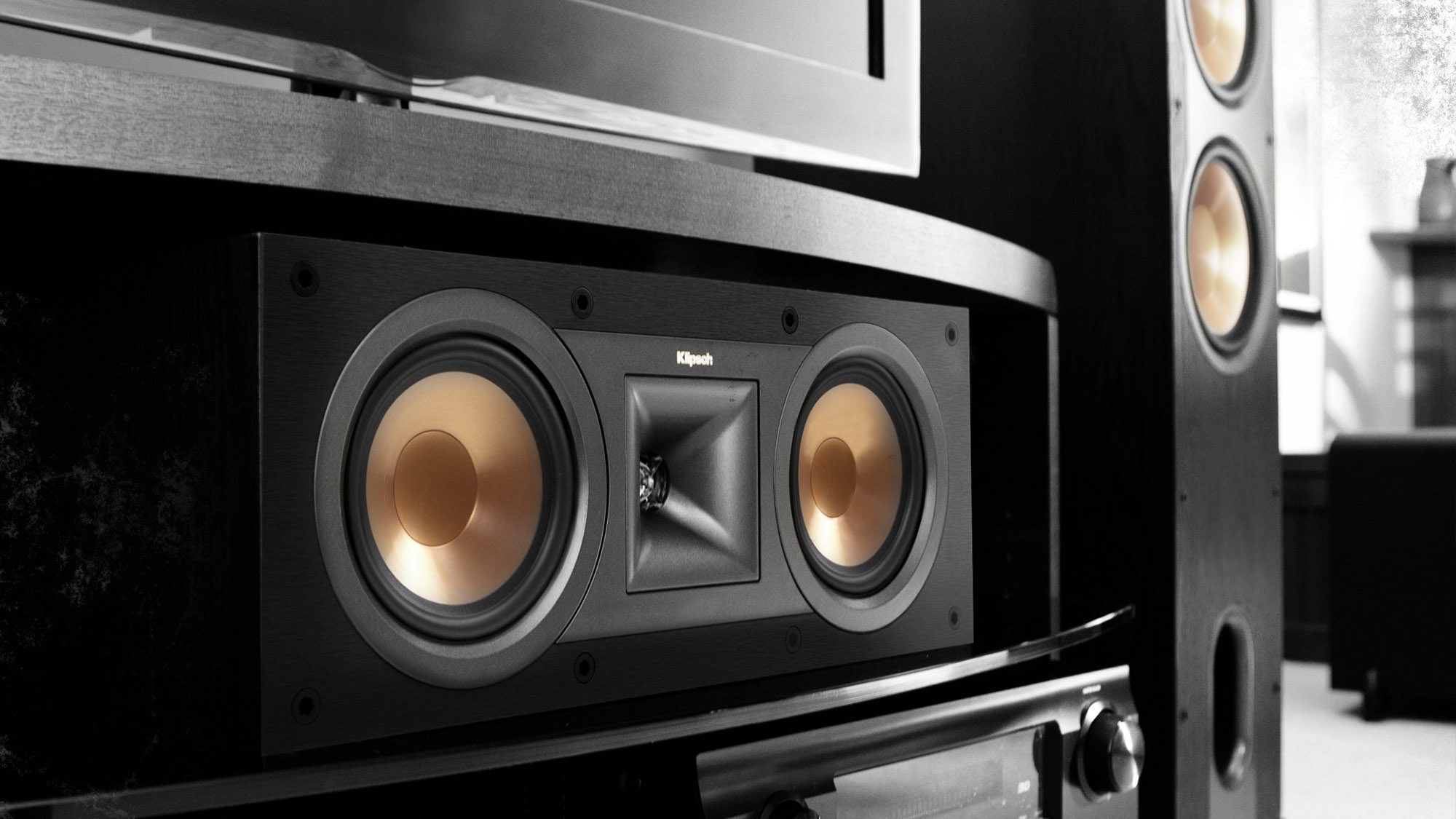 Gamme Reference Klipsch centre droit