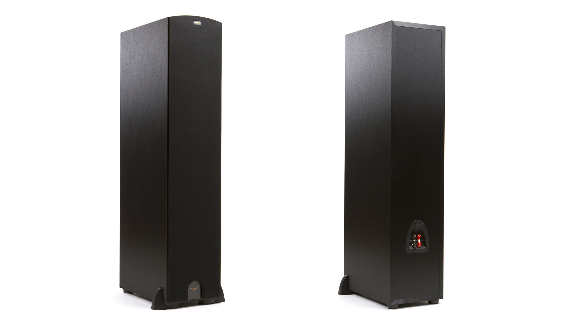 Klipsch  Reference  Series  Floorstanding  Grille  Back