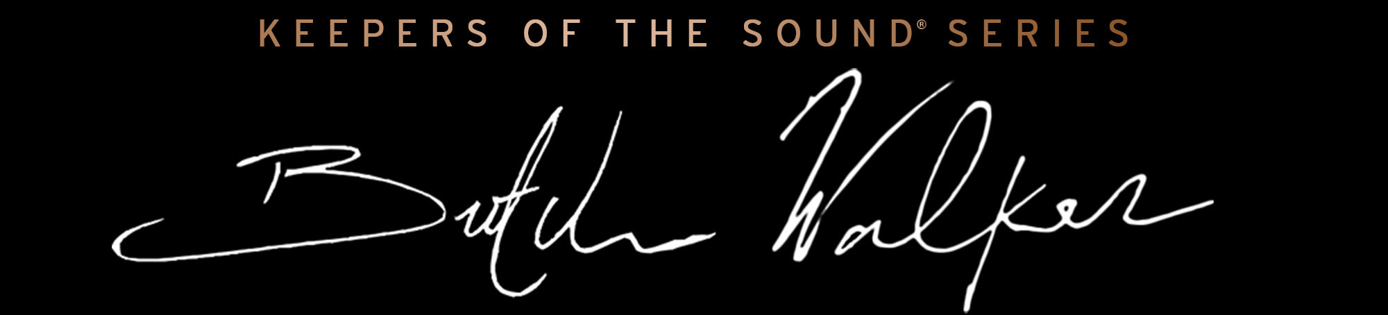Kots Butch Walker Signature