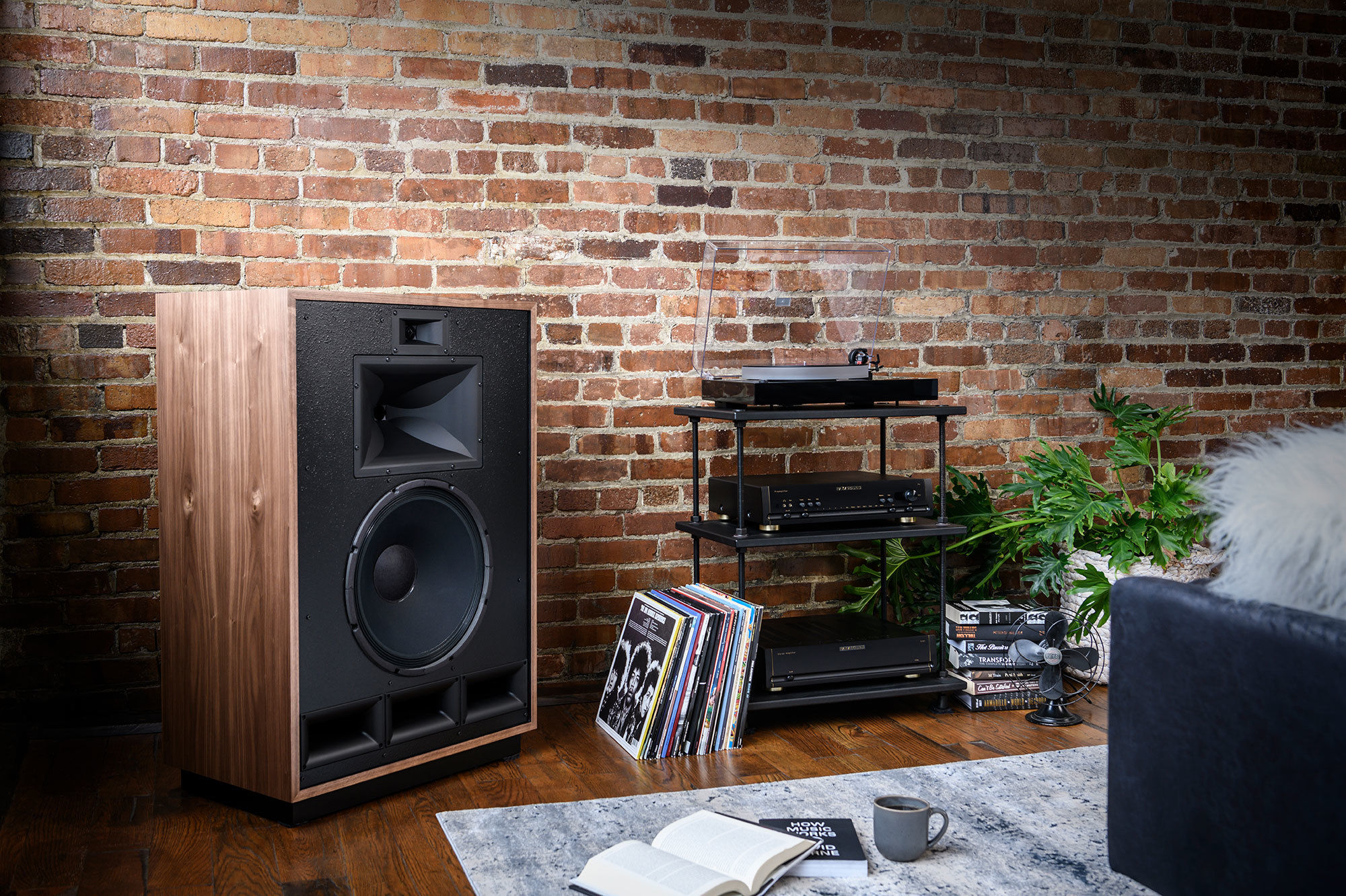 Klipsch Cornwall IV nexttorecords