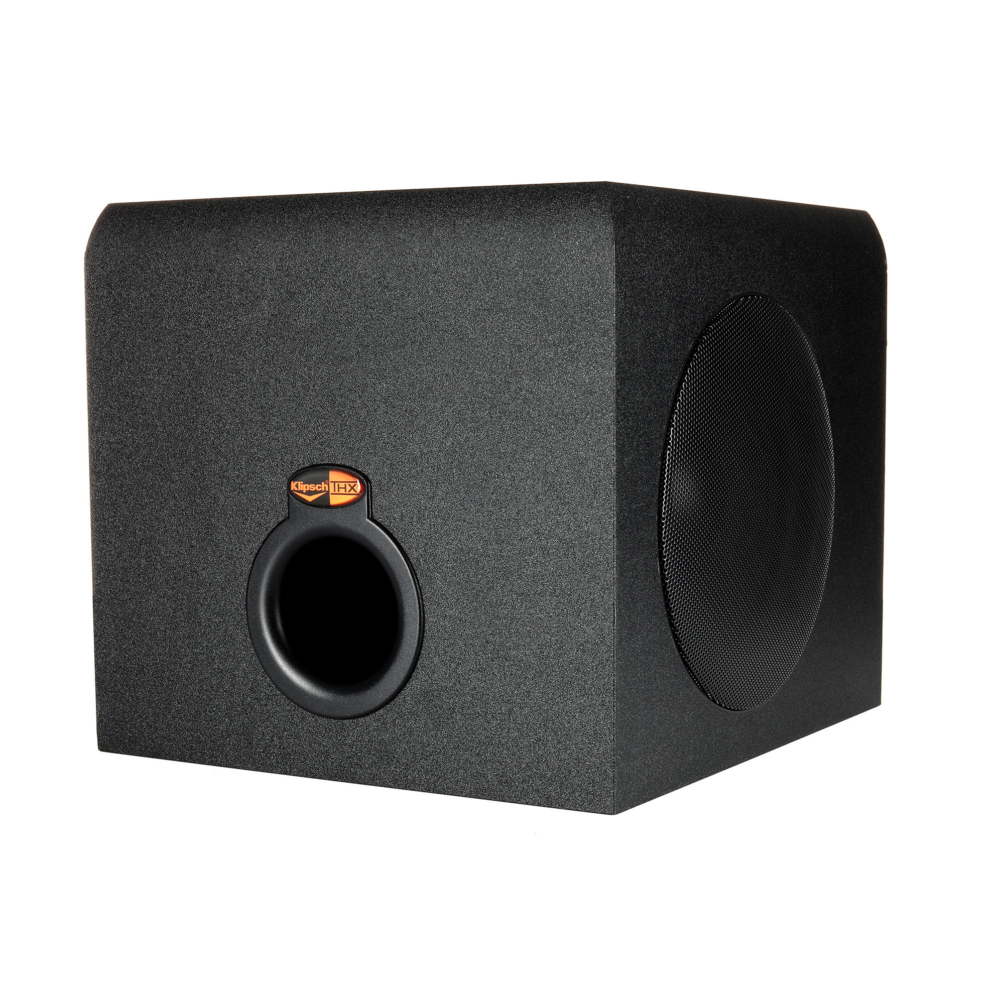Klipsch Pro Media 2.1 THX Subwoofer Angle