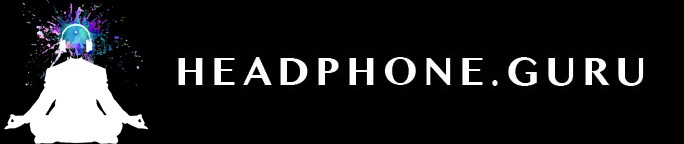 Headphone Guru Logo Schwarz