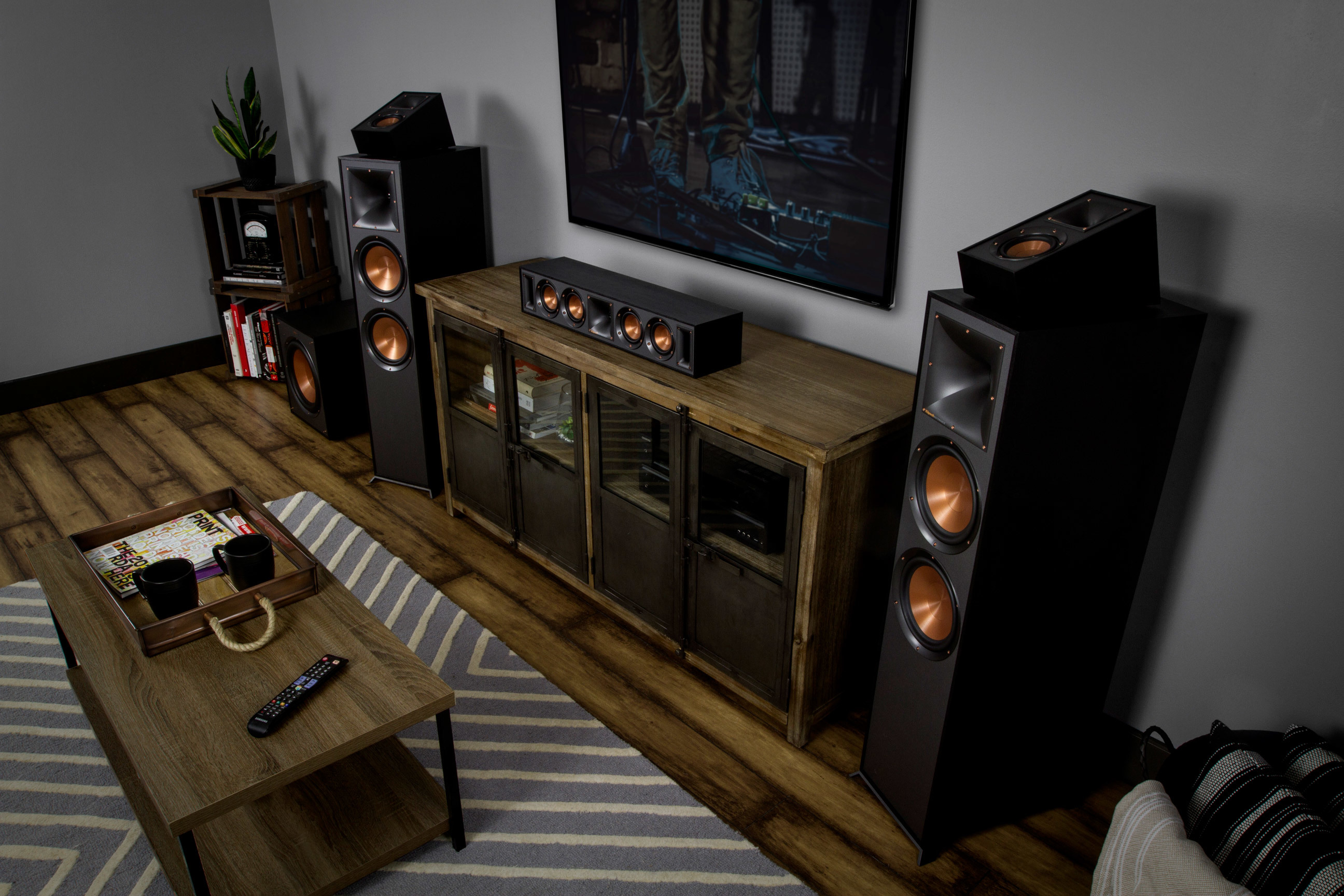 Klipsch Upgrades Best-Selling Reference Series Speakers ...
