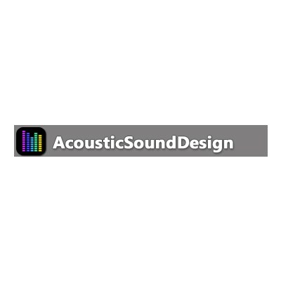 Referenz Logos Acoustic Sound Design