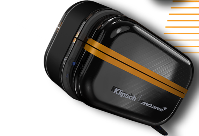 T5 II sport mclaren case with racing stripe mobile