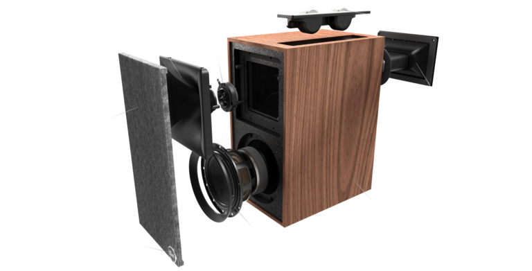 Klipsch The Fives Powered Speakers product details