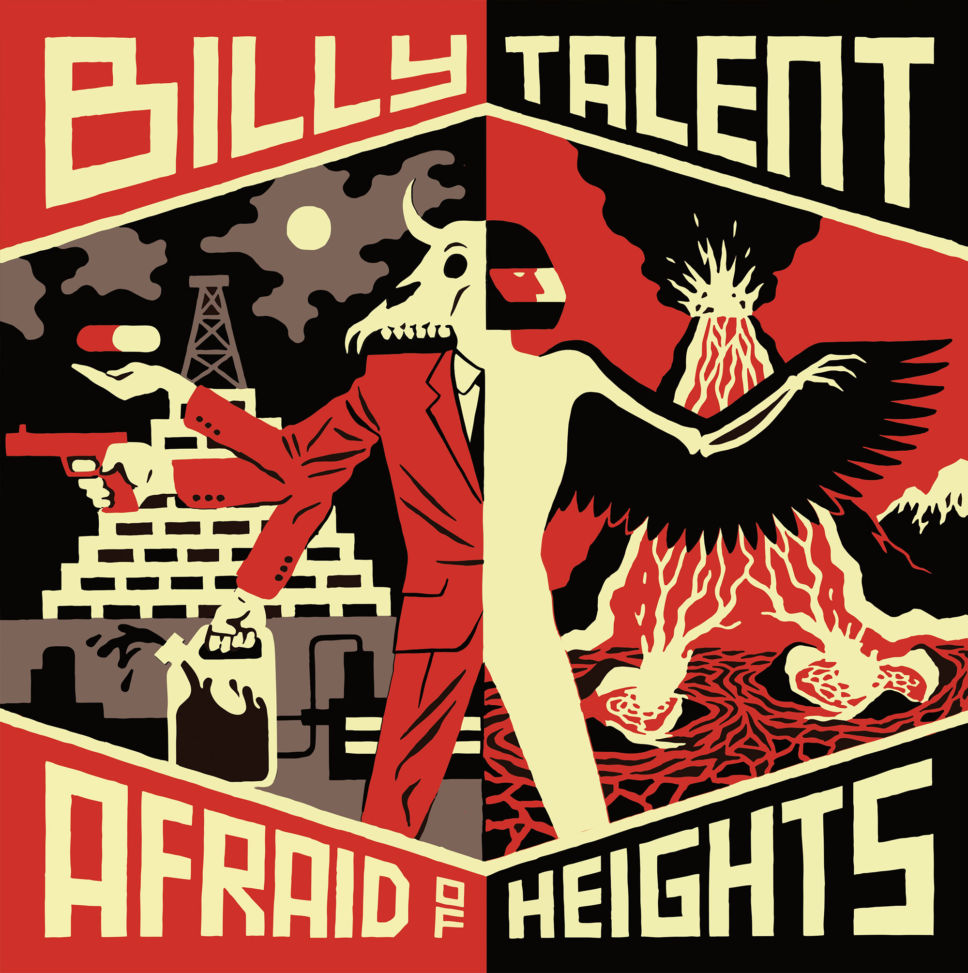 Klipsch Billy Talent Cover