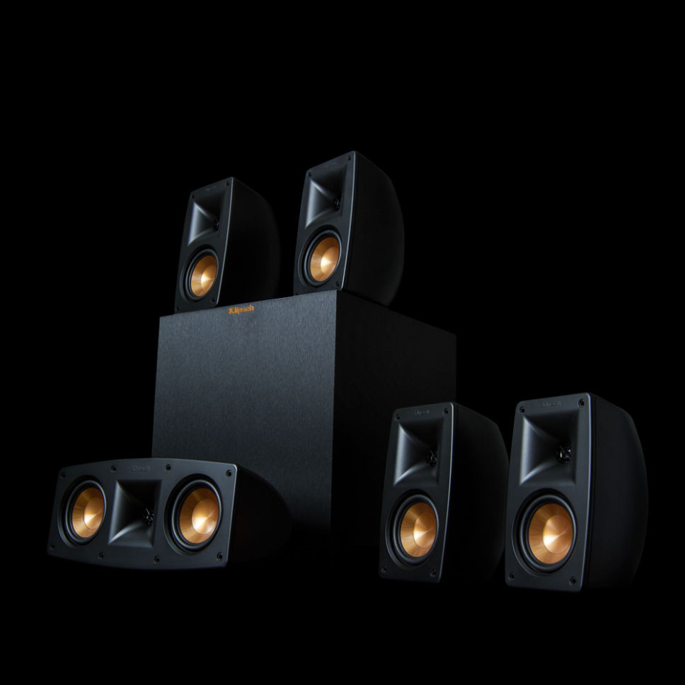 Klipsch Ces 2017 Theater Pack