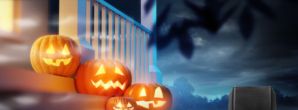 Four Reasons to Add a Klipsch Groove to Your Halloween Holiday