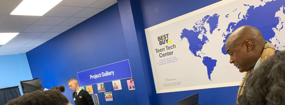 Klipsch in the Community: Best Buy Teen Tech Center