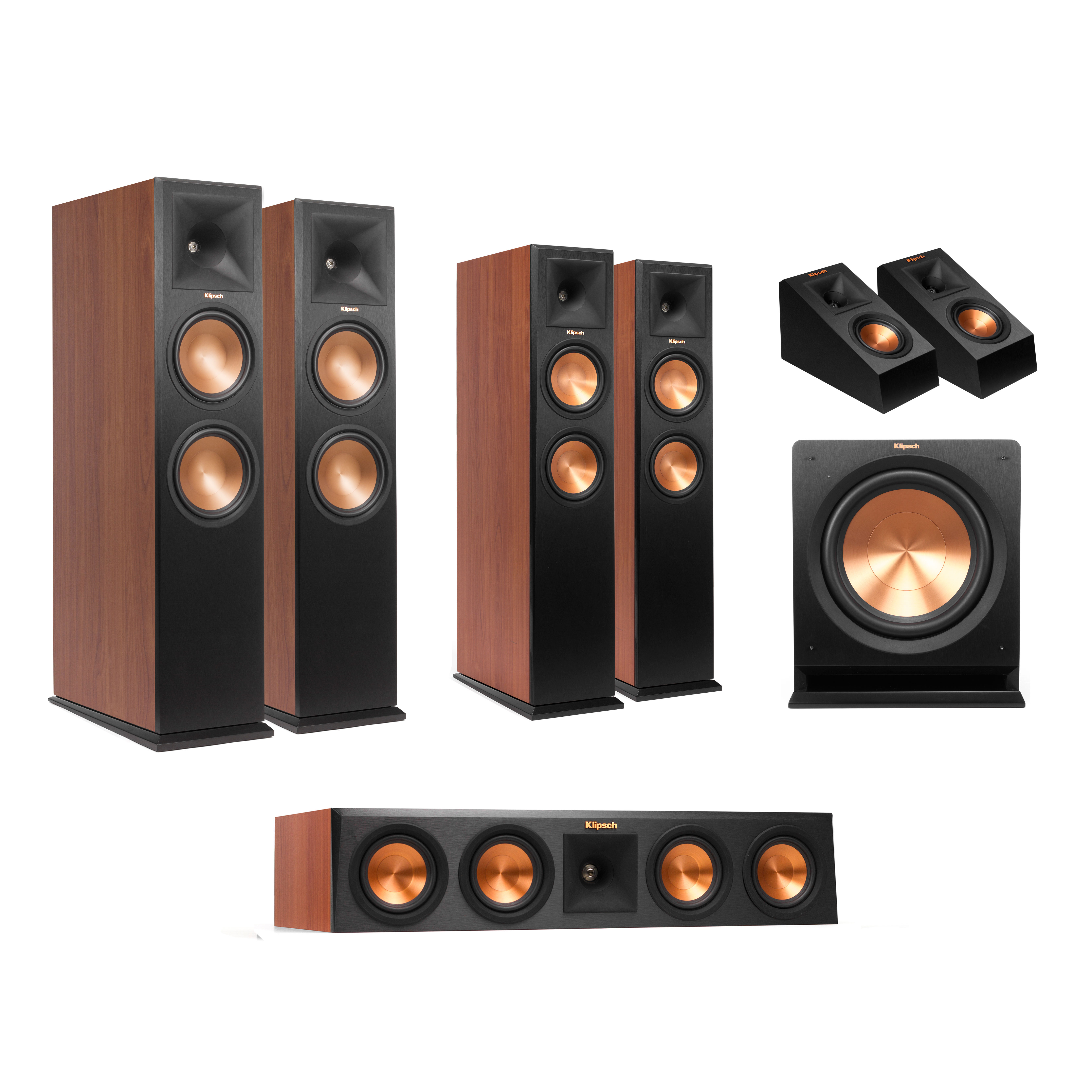 Dolby Atmos 174 Home Theater Systems Klipsch