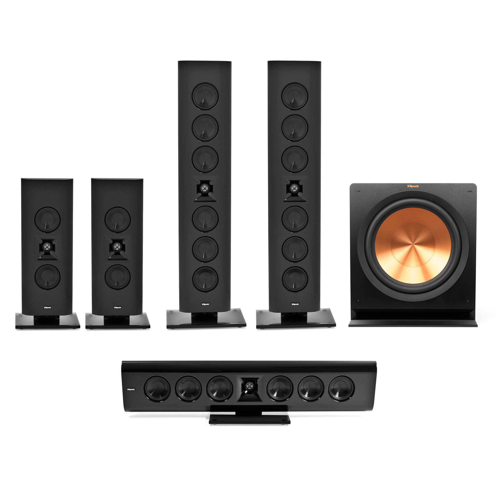 Home Theater Systems | Surround Sound System | Klipsch