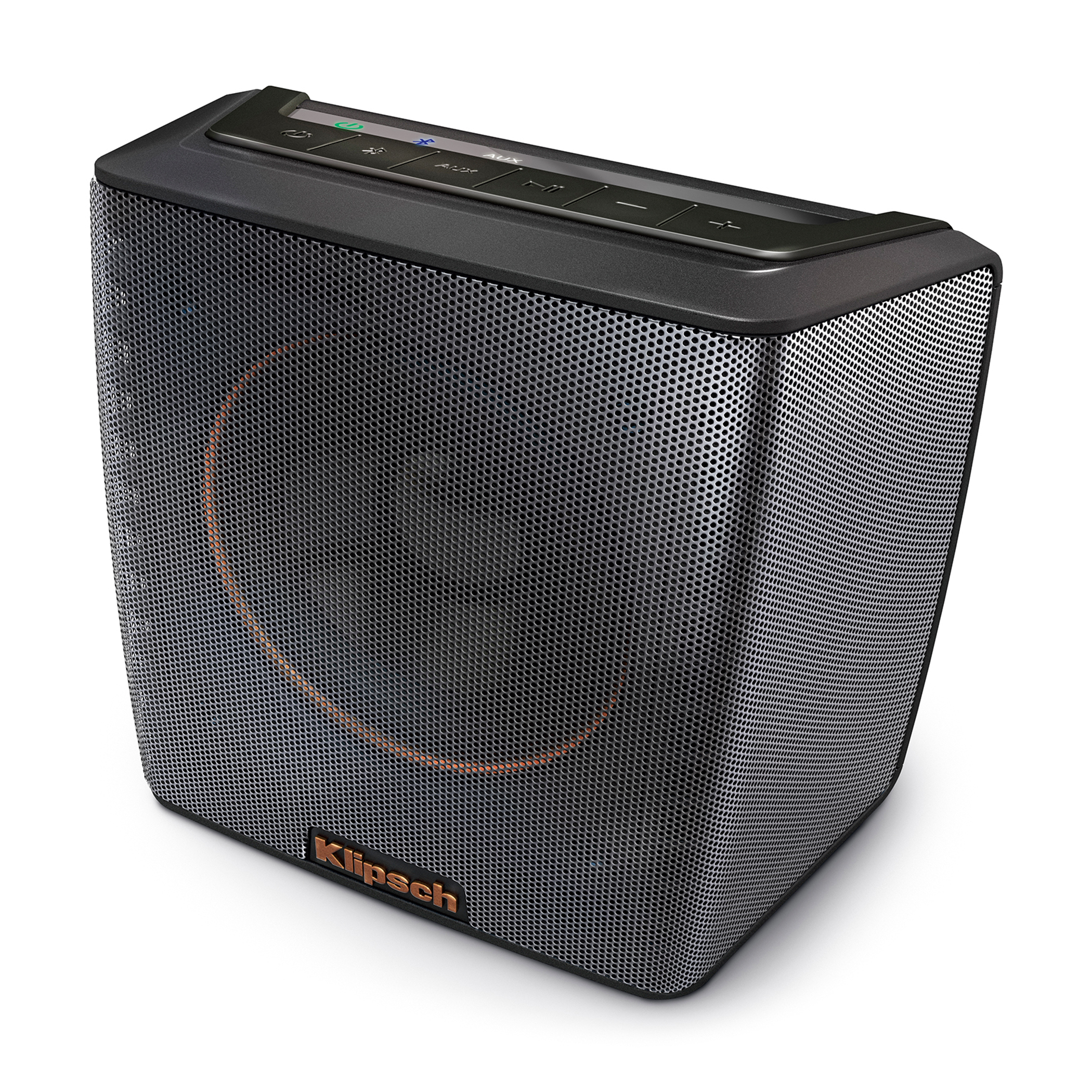 Groove bluetooth speaker portable rechargeable klipsch for F d portable bluetooth speakers