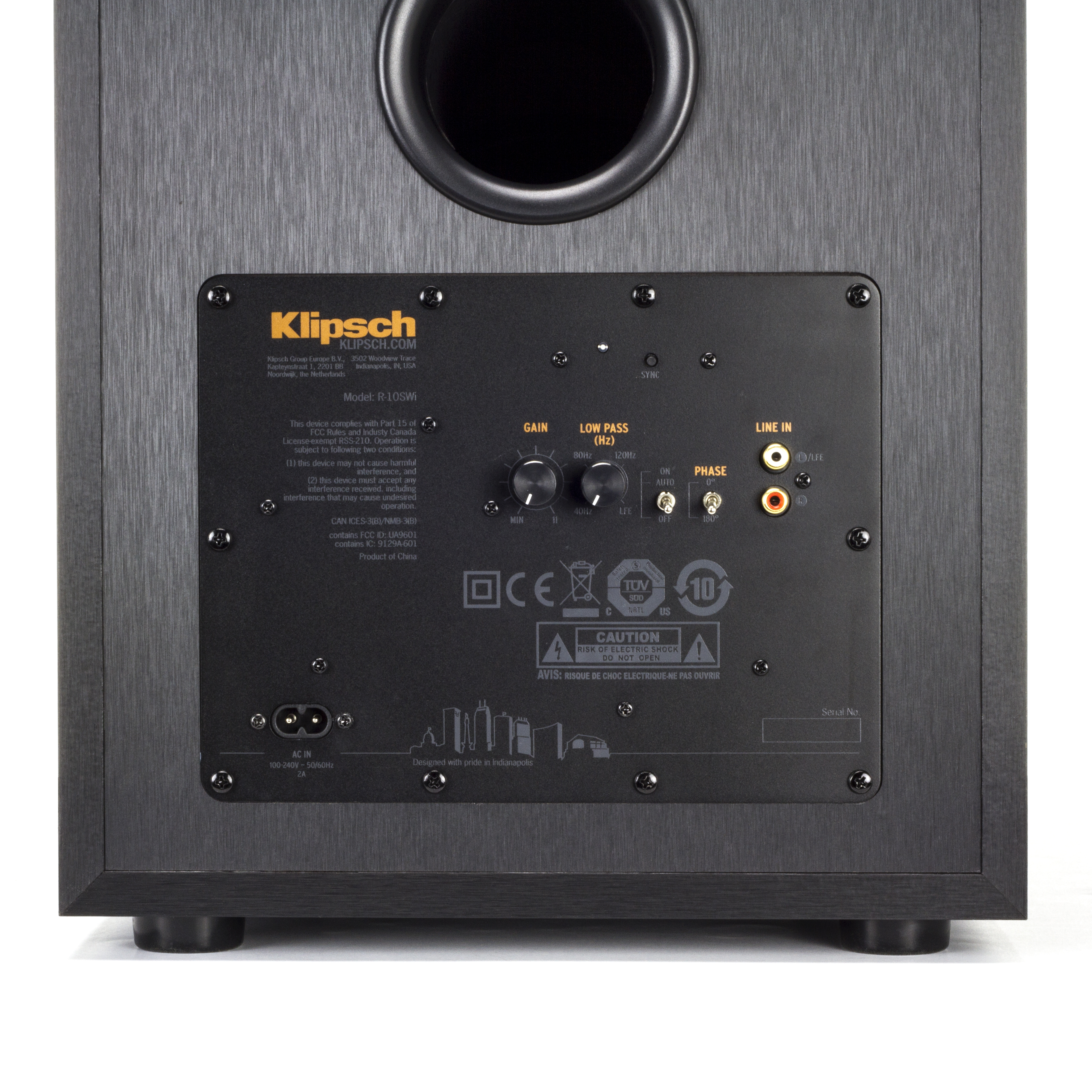 wireless subwoofers klipsch. Black Bedroom Furniture Sets. Home Design Ideas